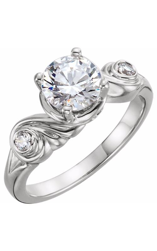 Stuller Three Stones Engagement ring 122518 product image