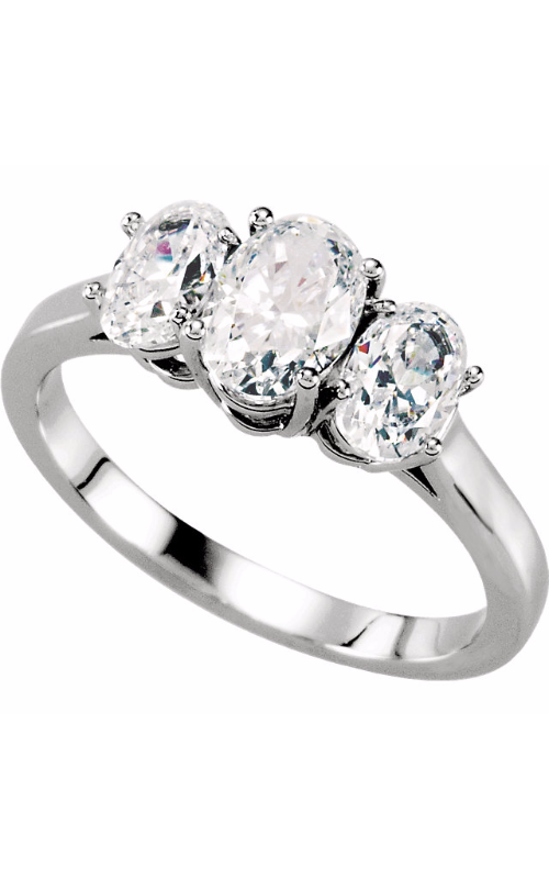 Stuller Three Stones Engagement ring 121684 product image