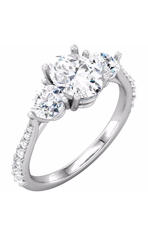 Stuller Three Stones Engagement ring 68875 product image