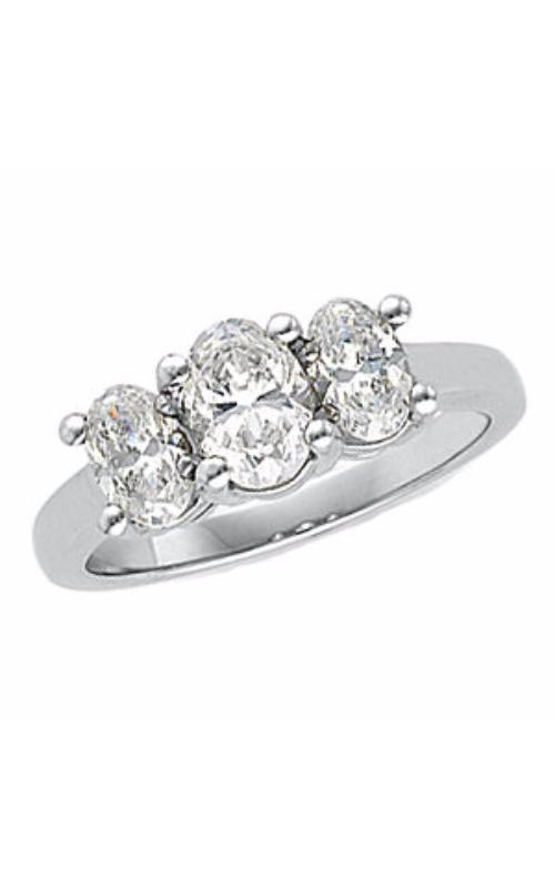 Stuller Three Stones Engagement ring 63488 product image