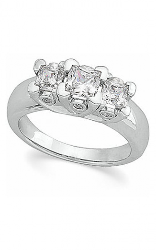 Stuller Three Stones Engagement ring 64140 product image