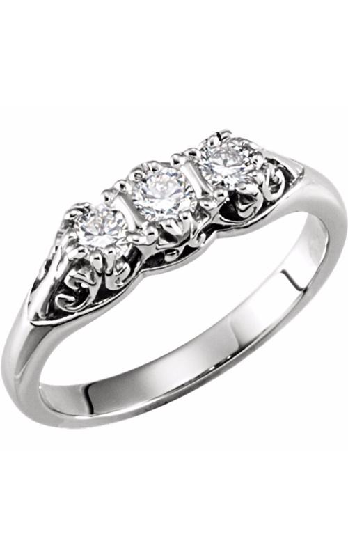 Stuller Three Stones Engagement ring 60200 product image