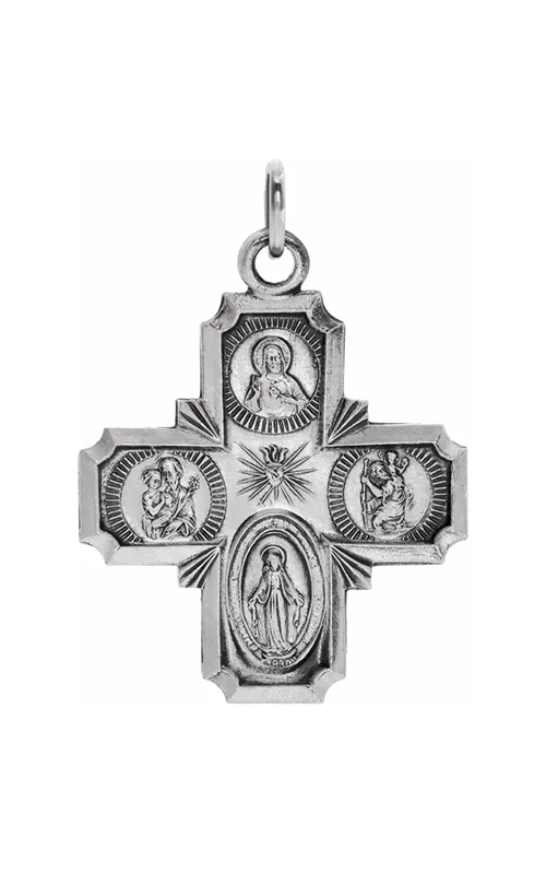Stuller Religious and Symbolic Necklace R5036 product image