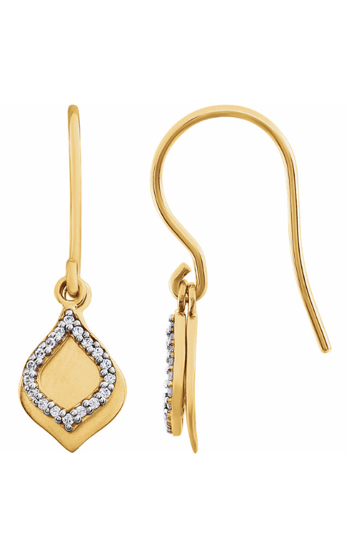 Stuller Diamond Fashion Earrings 651790 product image