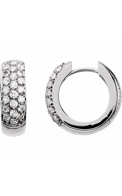 Stuller Diamond Fashion Earrings 67150 product image