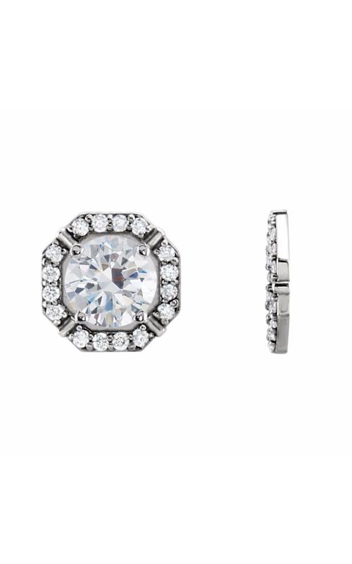 Stuller Diamond Fashion Earrings 85760 product image