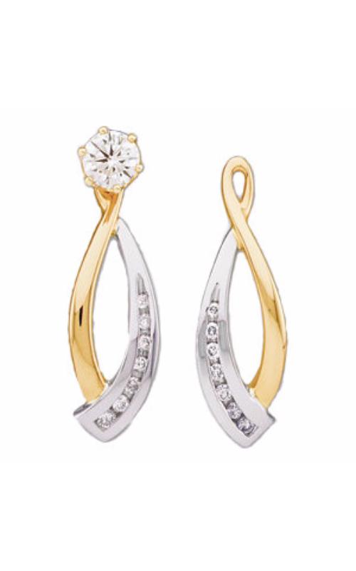 Stuller Diamond Fashion Earrings 61385 product image