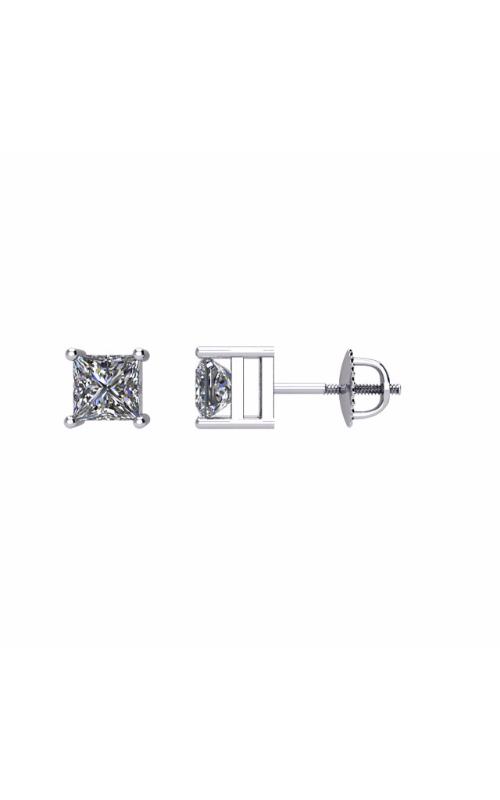 Stuller Diamond Fashion Earrings 66232 product image