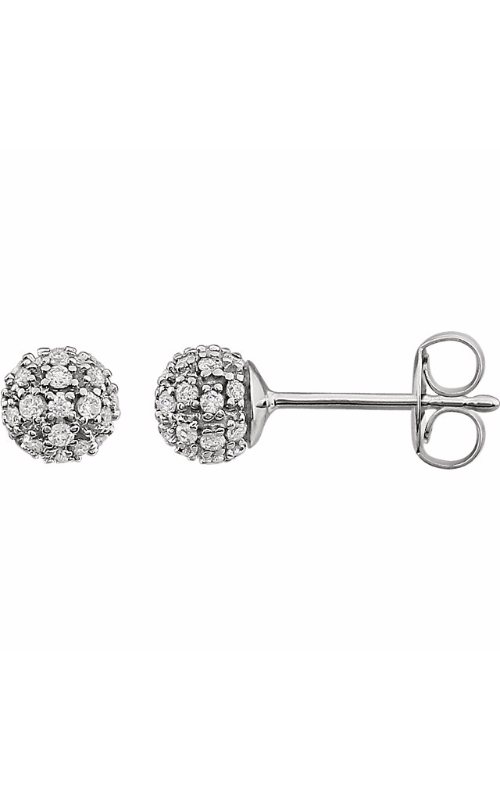 Stuller Diamond Fashion Earrings 651615 product image