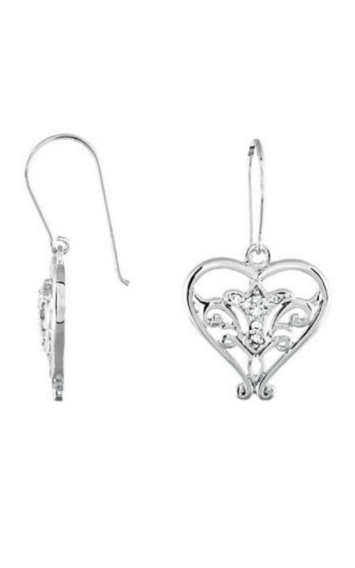 Stuller Religious and Symbolic Earrings R410035 product image
