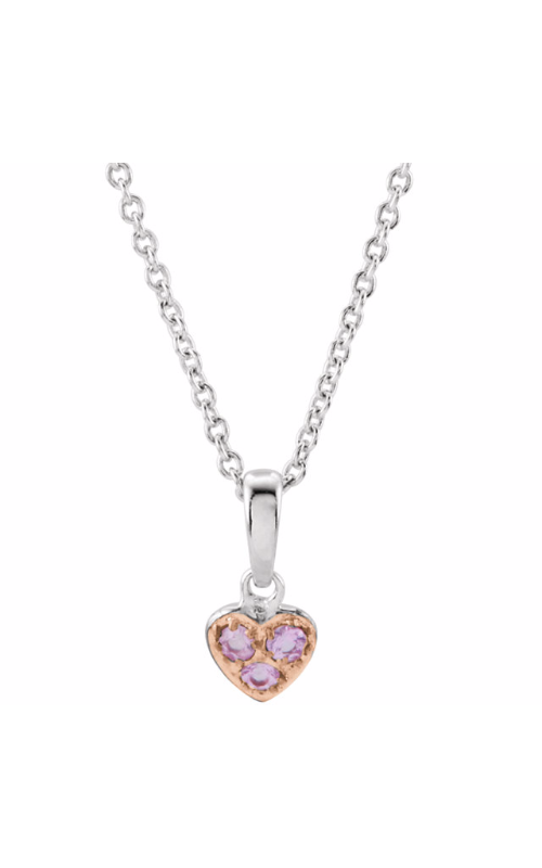 Stuller Youth Necklace 650761 product image