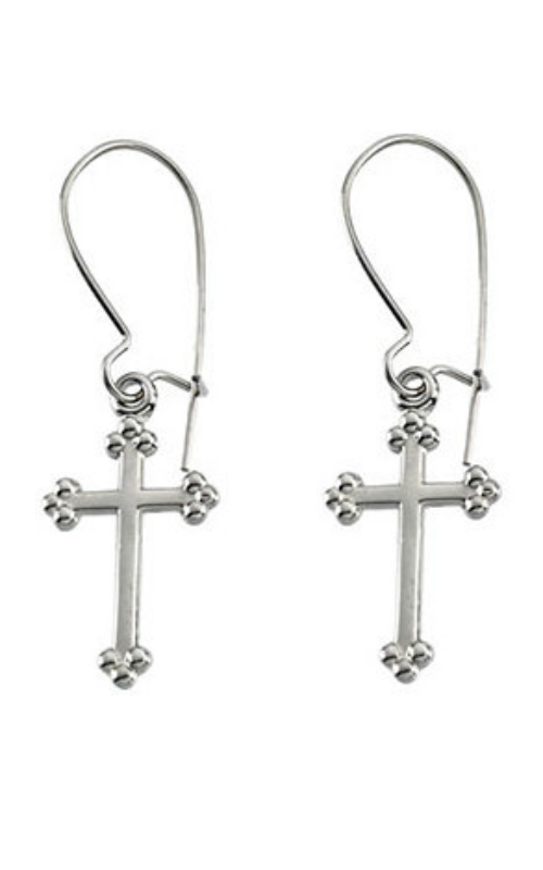 Stuller Religious and Symbolic Earrings R16545 product image