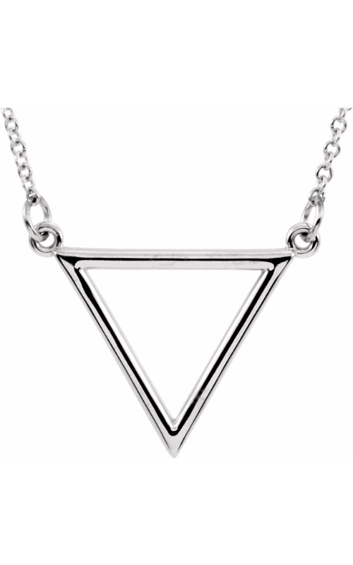 Stuller Metal Fashion Necklace 85872 product image
