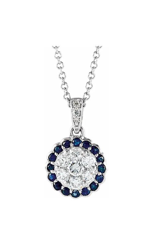 Stuller Gemstone Fashion Necklace 652015 product image