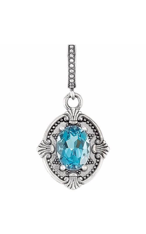 Stuller Gemstone Fashion Necklace 85241 product image