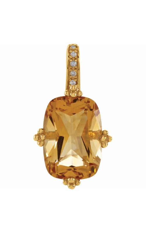 Stuller Gemstone Fashion Necklace 67242 product image