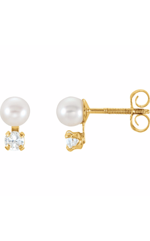 Stuller Youth Earrings 19155 product image