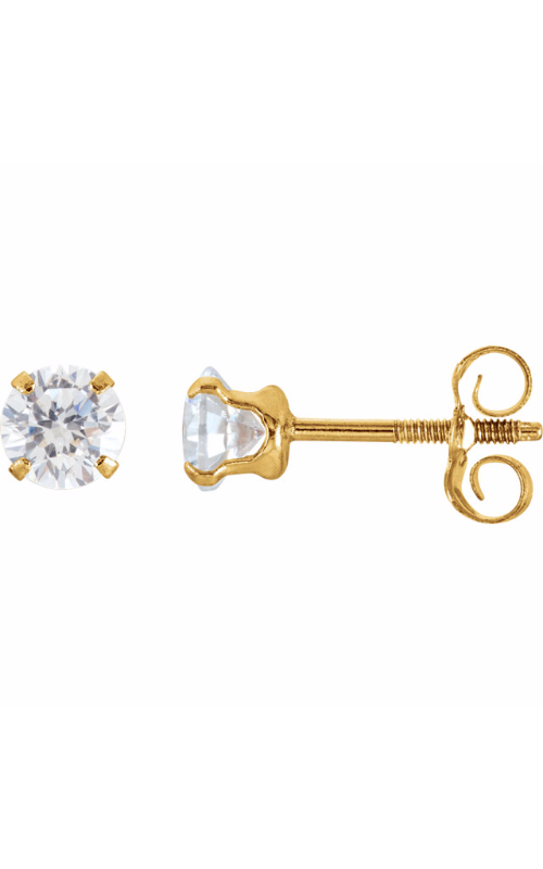 Stuller Youth Earrings 19256 product image