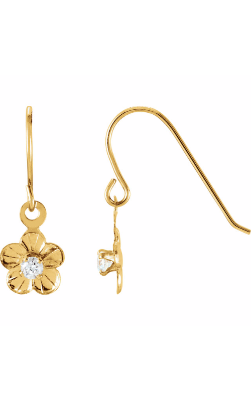 Stuller Youth Earrings 19234 product image