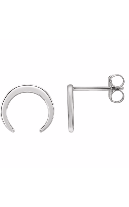 Stuller Metal Fashion Earrings 86259 product image