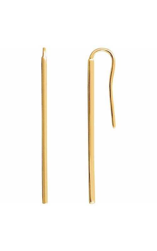 Stuller Metal Fashion Earrings 651815 product image