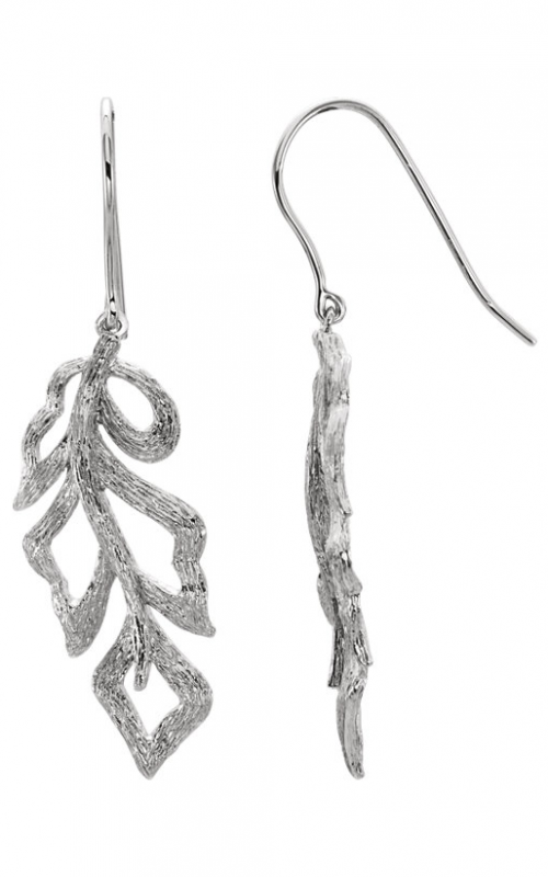 Stuller Metal Fashion Earrings 86180 product image