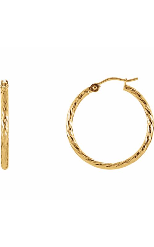 Stuller Metal Fashion Earrings 86062 product image