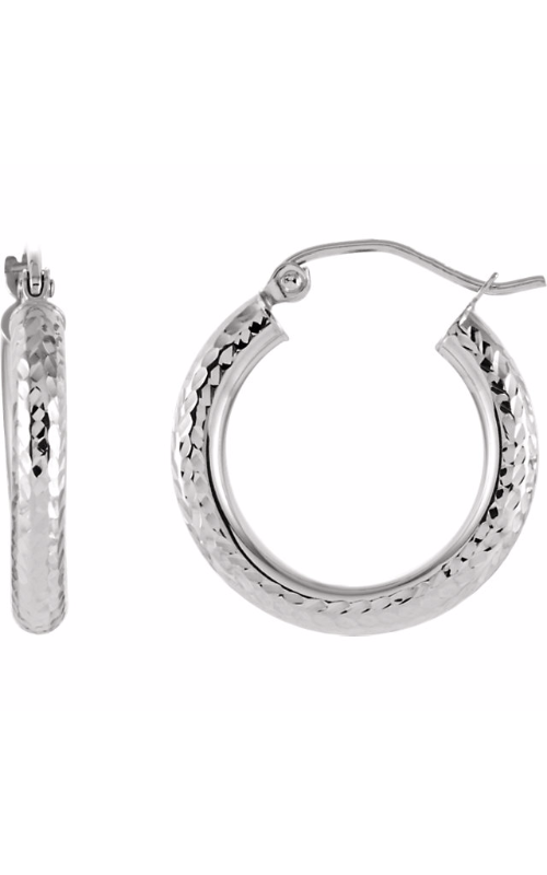 Stuller Metal Fashion Earrings 86061 product image
