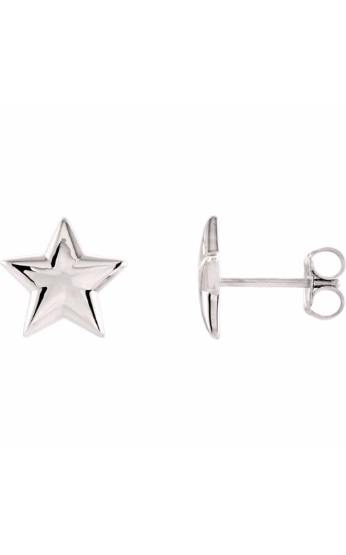Stuller Metal Fashion Earrings 85884 product image