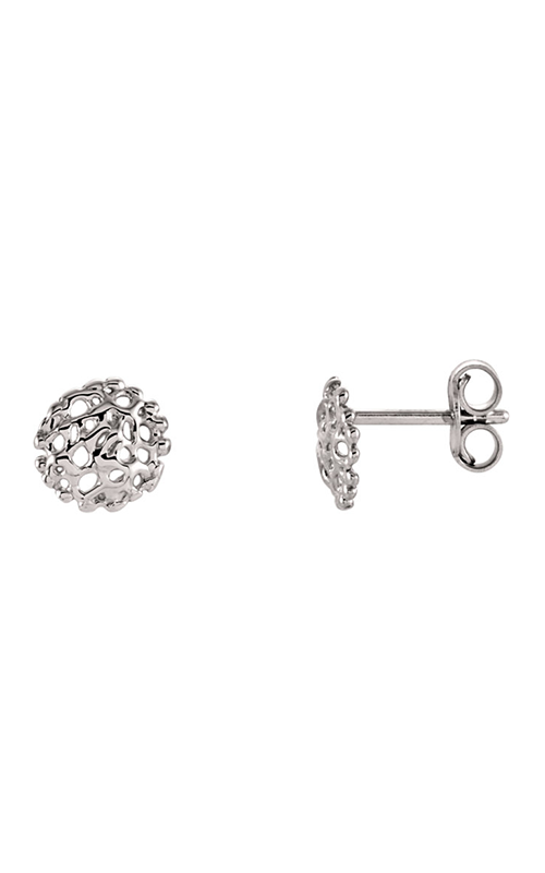 Stuller Metal Fashion Earrings 85991 product image