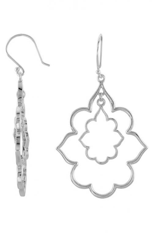 Stuller Metal Fashion Earrings 85266 product image