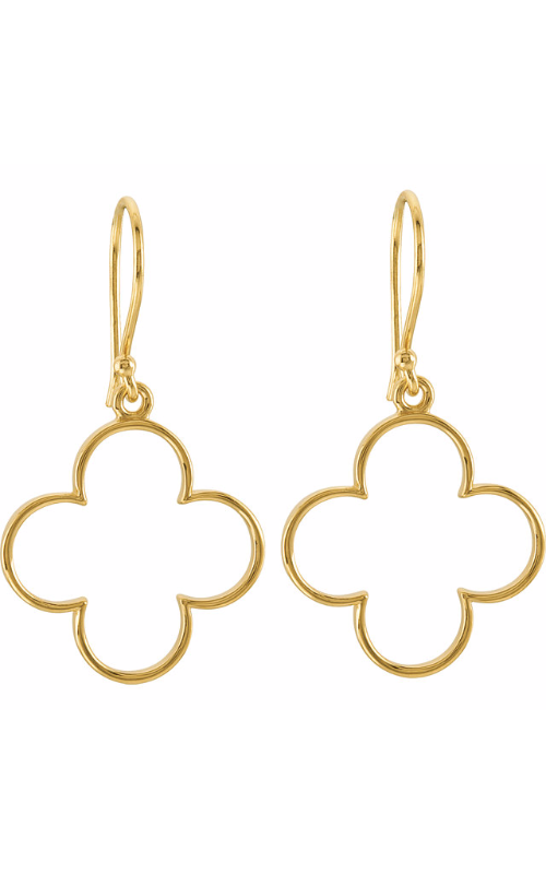 Stuller Metal Fashion Earrings 85295 product image