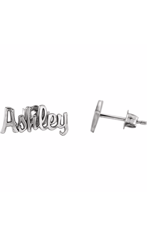 Stuller Metal Fashion Earrings 86145 product image