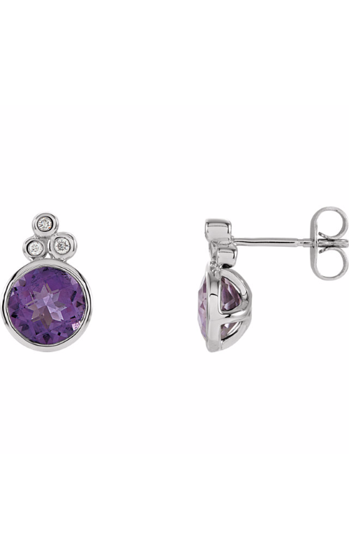 Stuller Gemstone Fashion Earrings 67080 product image