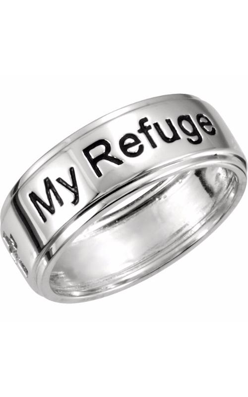 Stuller Religious and Symbolic Fashion ring 650821 product image