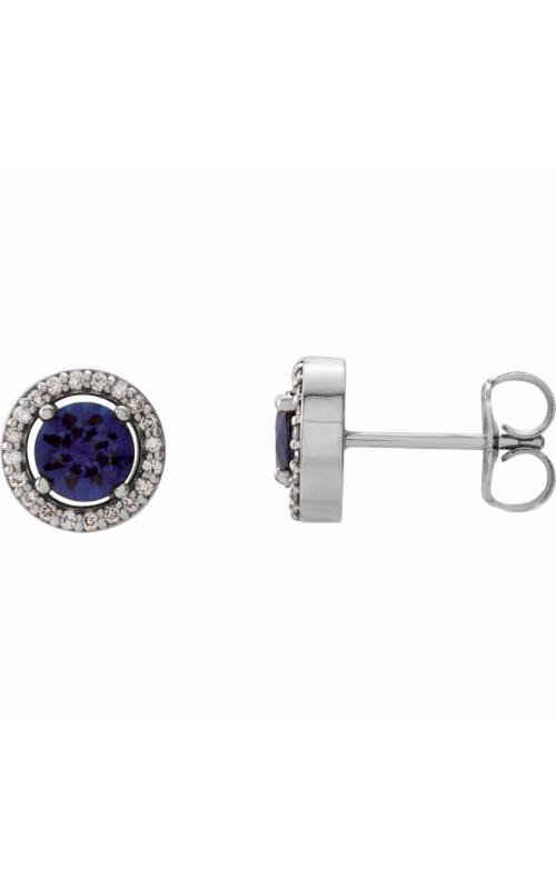 Stuller Gemstone Fashion Earrings 86069 product image