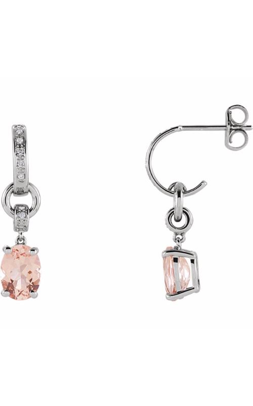Stuller Gemstone Fashion Earrings 651444 product image