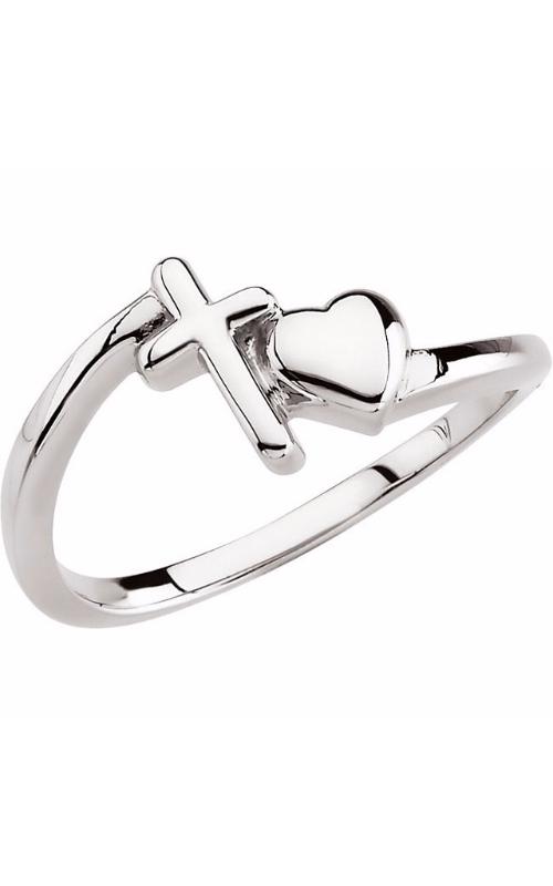 Stuller Religious and Symbolic Fashion ring R16678KIT product image