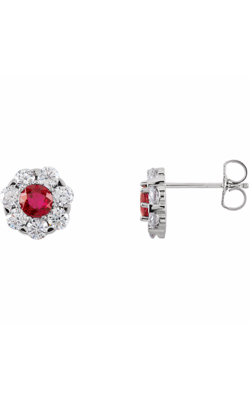 Stuller Gemstone Fashion Earrings 66418 product image