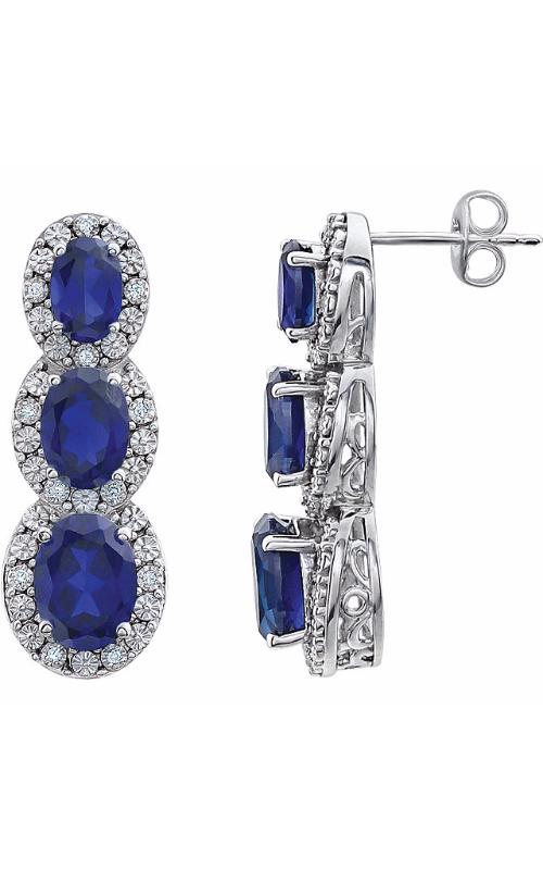 Stuller Gemstone Fashion Earrings 651373 product image