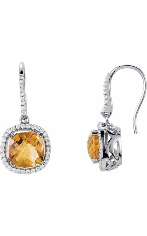 Stuller Gemstone Fashion Earrings 69245 product image