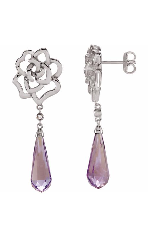 Stuller Gemstone Fashion Earrings 67287 product image