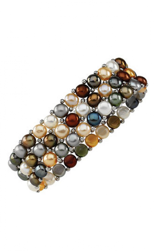 Stuller Pearl Fashion Bracelet 63924 product image
