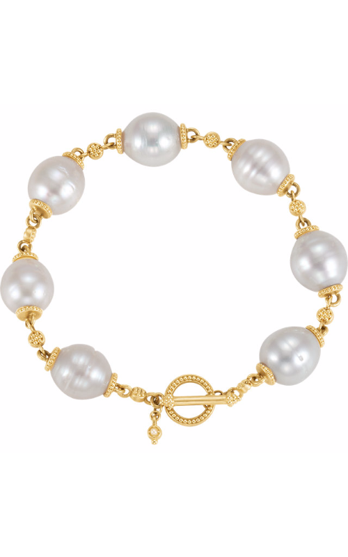 Stuller Pearl Fashion Bracelet BRC745 product image