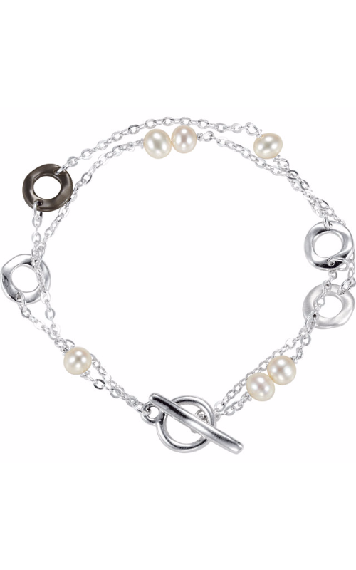 Stuller Pearl Fashion Bracelet 650288 product image