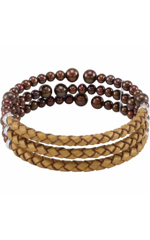 Stuller Pearl Fashion Bracelet 68486 product image