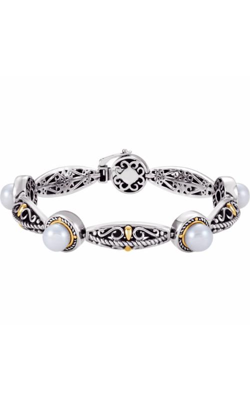 Stuller Pearl Fashion Bracelet 65814 product image