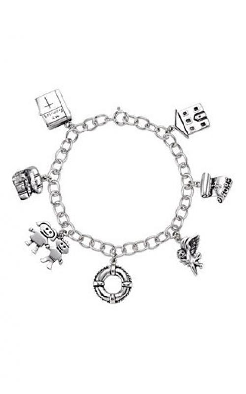 Stuller Religious and Symbolic Bracelet R48033 product image