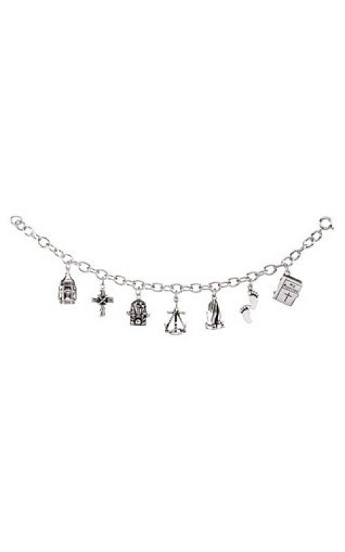 Stuller Religious and Symbolic Bracelet R41982 product image