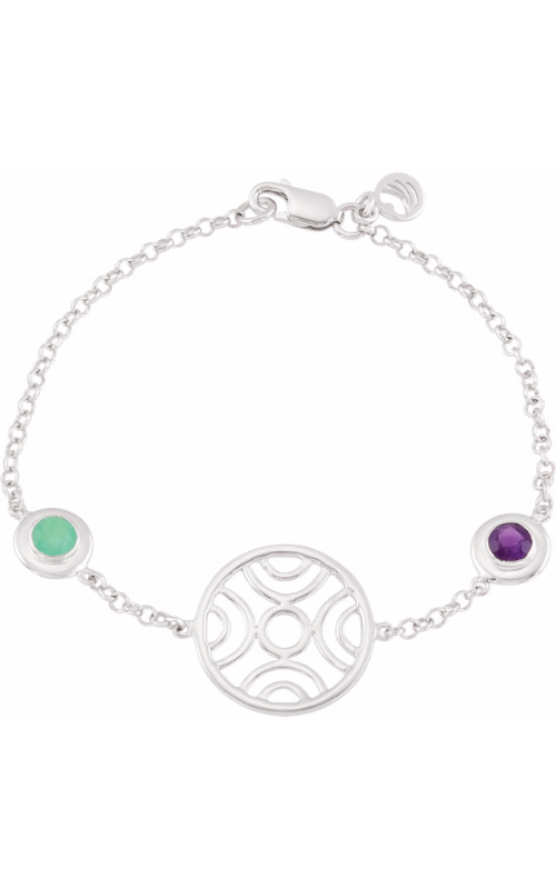 Stuller Gemstone Fashion Bracelet 69691 product image